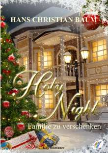 Hans Christian Baum: Holy Night, Buch