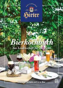 Angelika Resch: Hirter Bierkochbuch, Buch