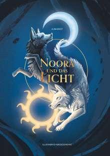 Alina Brost: Noora und das Licht, Buch