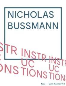Nina Tabassomi: Nicholas Bussmann, Buch