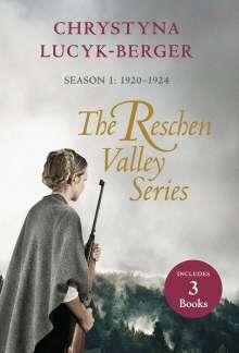 Chrystyna Lucyk-Berger: The Reschen Valley Series, Buch