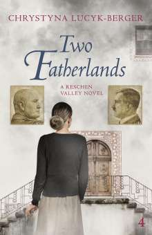 Chrystyna Lucyk-Berger: Two Fatherlands, Buch