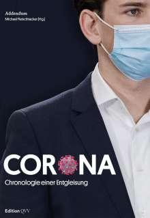 Michael Fleischhacker: Corona, Buch