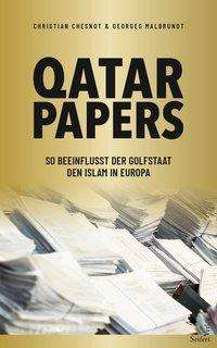 "Christian Chesnot: ""Qatar Papers"", Buch"