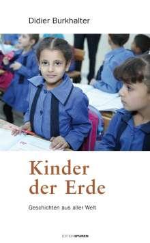 Didier Burkhalter: Kinder der Erde, Buch
