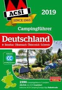ACSI Campingführer Deutschland 2019, Buch