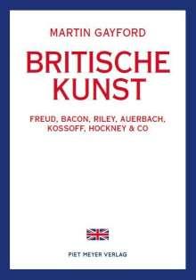 Martin Gayford: Britische Kunst, Buch
