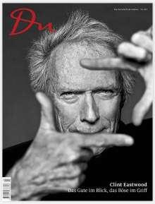 Du824 - das Kulturmagazin. Clint Eastwood, Buch