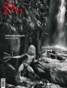 Du851 - das Kulturmagazin. Sebastiao Salgado, Buch