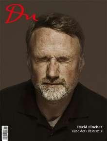 Du889 - das Kulturmagazin. David Fincher, Buch