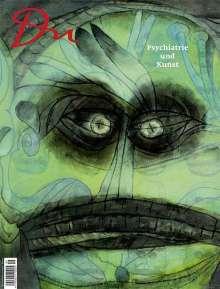 Du893 - das Kulturmagazin. Psychiatrie und Kunst, Buch
