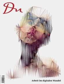 Du897 - das Kulturmagazin. Arbeit im digitalen Wandel, Buch