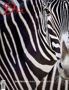 Martin Reusser: Du900 - das Kulturmagazin. Zoo Zürich, Buch