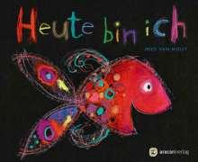 Mies van Hout: Heute bin ich, Buch