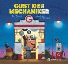 Leo Timmers: Gust der Mechaniker, Buch