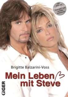 Brigitte Balzarini-Voss: Mein Leben mit Steve, Buch