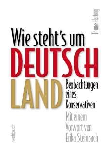 Thomas Hartung: Wie steht's um Deutschland, Buch