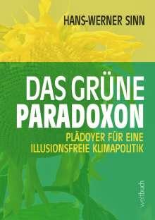 Hans-Werner Sinn: Das grüne Paradoxon, Buch