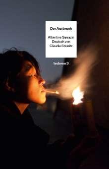 Albertine Sarrazin: Der Ausbruch, Buch