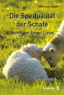Marie-Luise Schäffler: Die Spiritualität der Schafe, Buch