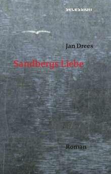 Jan Drees: Sandbergs Liebe, Buch