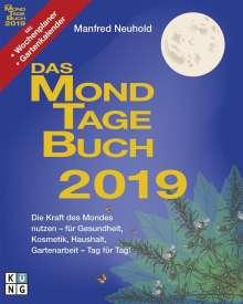 Manfred Neuhold: MondTageBuch 2019, Buch