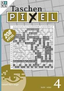 Taschen-Pixel 04, Buch