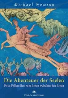 Michael Newton: Die Abenteuer der Seelen, Buch