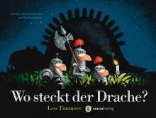 Leo Timmers: Wo steckt der Drache?, Buch