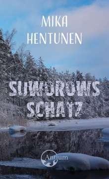 Mika Hentunen: Suworows Schatz, Buch