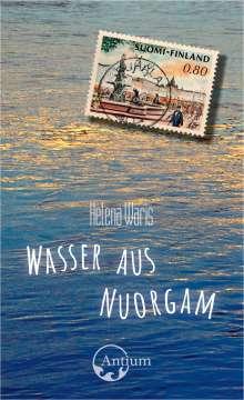 Helena Waris: Wasser aus Nuorgam, Buch