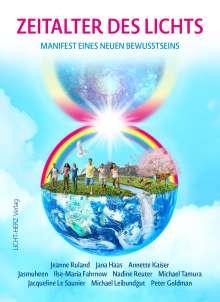 Jeanne Ruland: Zeitalter des Lichts, Buch