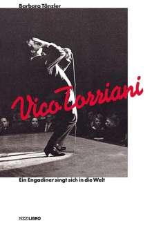 Barbara Tänzler: Vico Torriani, Buch