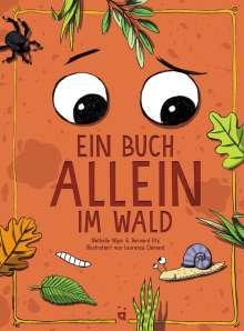 Nathalie Wyss: Ein Buch allein im Wald, Buch