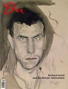 Richard Gerstl und die Wiener Aktionisten, Buch