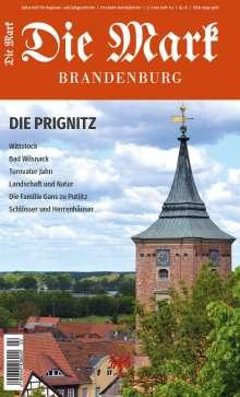 Uwe Czubatynski: Die Prignitz, Buch