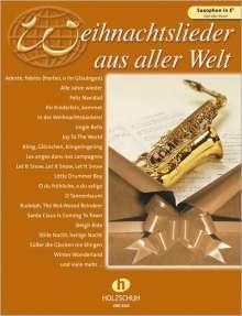 Weihnachtslieder aus aller Welt, Noten