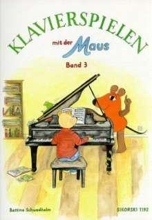 Klavierspielen mit der Maus 3, Noten