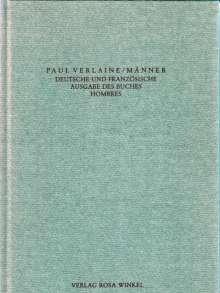 Paul Verlaine: Männer; Hombres, Buch