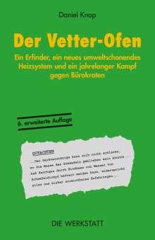 Daniel Knop: Der Vetter - Ofen, Buch