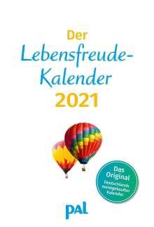 Der Lebensfreude-Kalender 2019. PAL, Buch