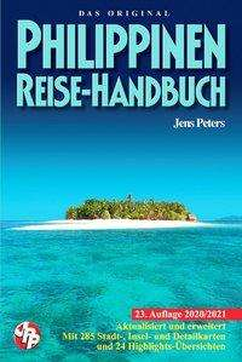 Jens Peters: Philippinen Reise-Handbuch, Buch