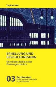 Siegfried Kett: Erhellung und Beschleunigung, Buch