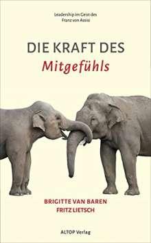 Brigitte van Baren: Die Kraft des Mitgefühls, Buch