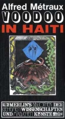 Alfred Metraux: Voodoo in Haiti, Buch