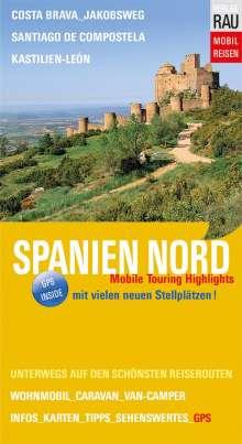 Werner Rau: Spanien Nord, Buch