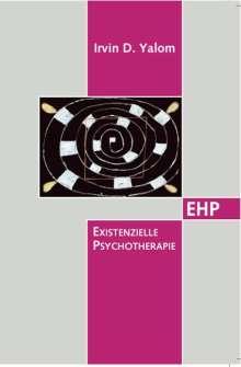 Irvin D. Yalom: Existentielle Psychotherapie, Buch