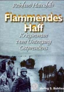 Reinhard Hauschild: Flammendes Haff, Buch