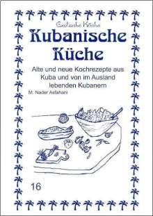 Mohamad Nader Asfahani: Kubanische Küche, Buch