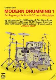 Modern Drumming 1, Noten